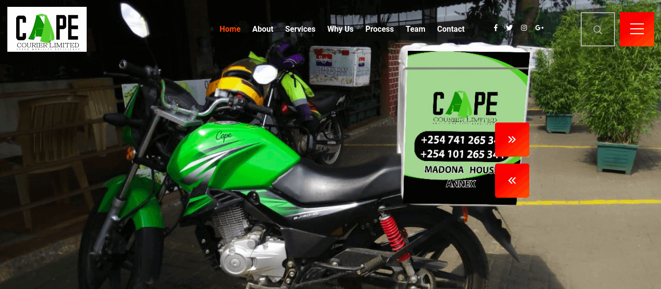 Cape Courier Services